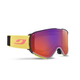 Julbo Quickshift MTB Double Lens 0+2 Goggles black/yellow